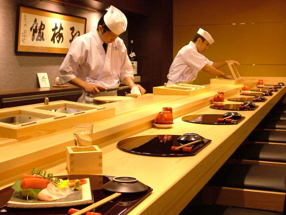 San Sushi Restaurant